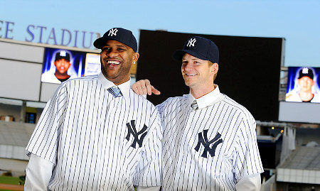 Burnett and Sabathia